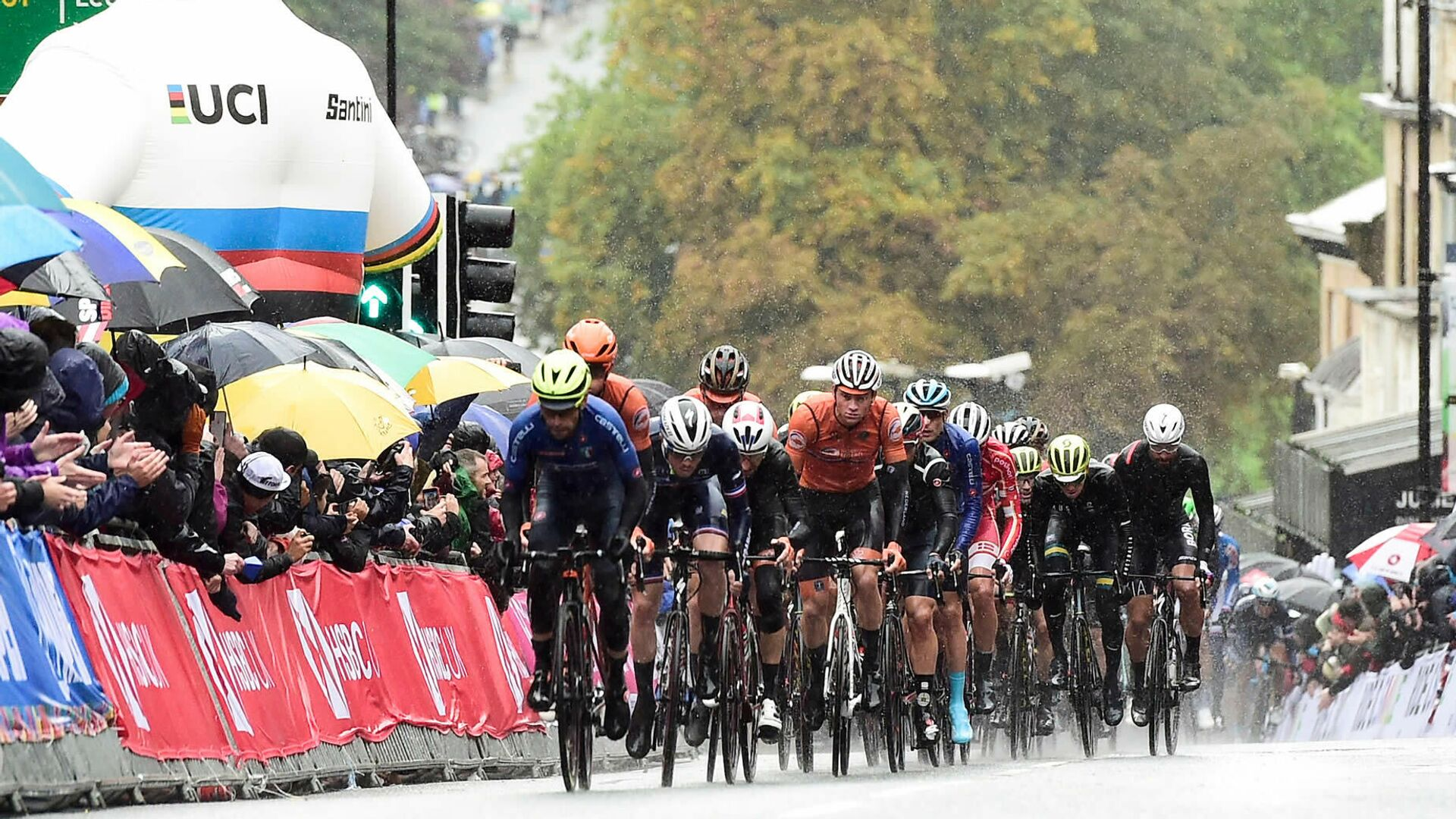 Гонка на чемпионате мира по велоспорту на шоссе  - РИА Новости, 1920, 17.01.2021