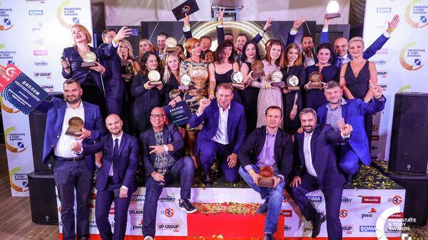 Церемония награждения победителей профессиональной премии в области недвижимости PROESTATE&TOBY Awards 2019