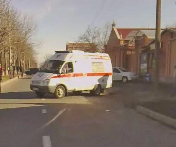 Убит мэр Владикавказа. Видео с места события