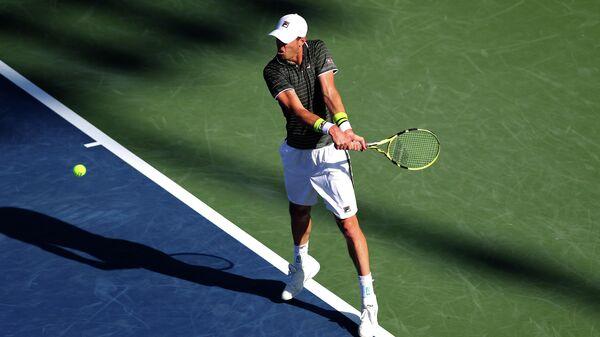 Теннисист Сэм Куэрри (США)