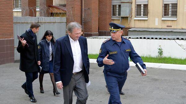 Уполномоченный при президенте РФ по защите прав предпринимателей Борис Титов посетил в СИЗО фигурантов дела инвестфонда Baring Vostok. 3 октября 2019