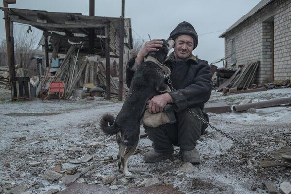 Фотография Валерия Мельникова из серии Серая зона