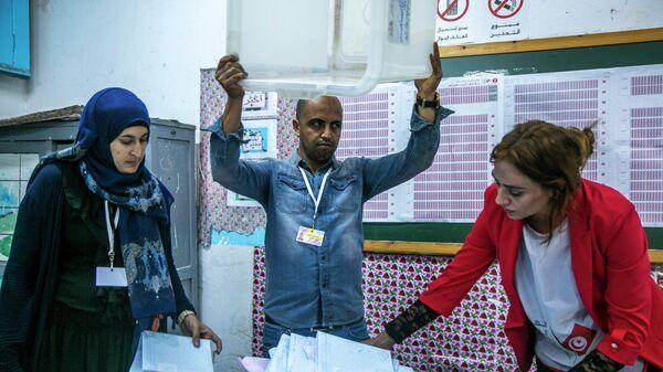 Парламентские выборы в Тунисе