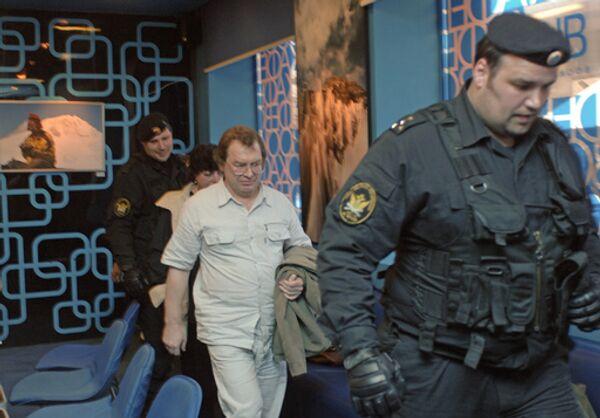Судебные приставы и Сергей Мавроди