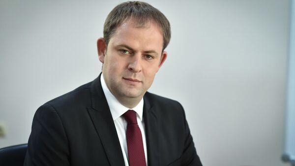 Глава департамента промышленной политики Краснодарского края Иван Куликов