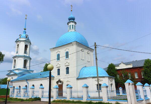 Благовещенский храм Зарайска