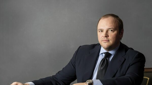 Генеральный директор группы ФосАгро, член правления РСПП Андрей Гурьев