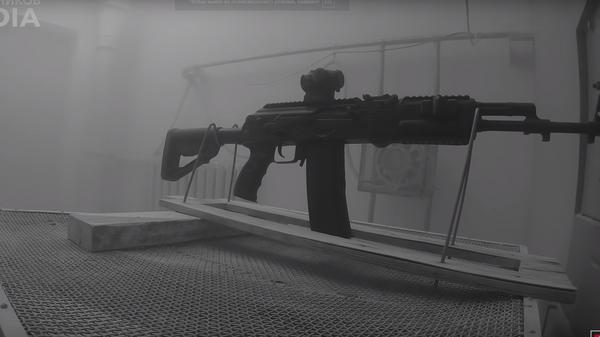 Опубликовано видео экстремальных испытаний АК-201