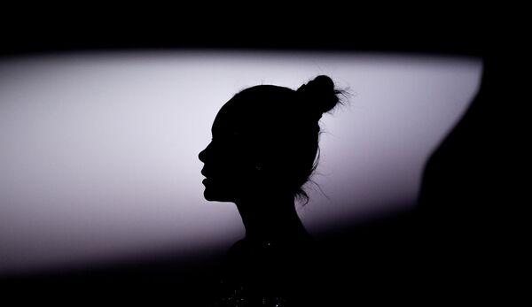 Ангелина Мельникова (Россия) в командном многоборье среди женщин на чемпионате мира по спортивной гимнастике в Штутгарте