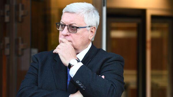 Ректор Московского государственного института международных отношений Анатолий Торкунов