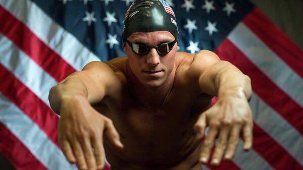 Олимпийский чемпион по плаванию Конор Дуайер