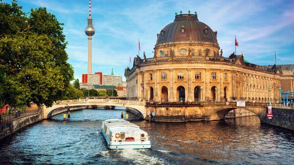 Музей Боде на Музейном острове в Берлине