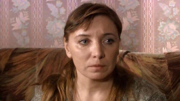 Актриса Ольга Юрасова