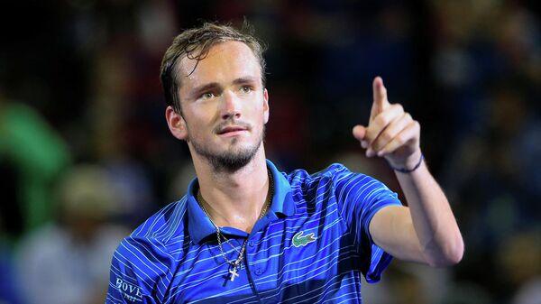 Стали известны соперники Медведева на итоговом турнире ATP