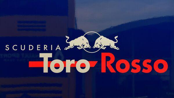 Логотип Торо Россо
