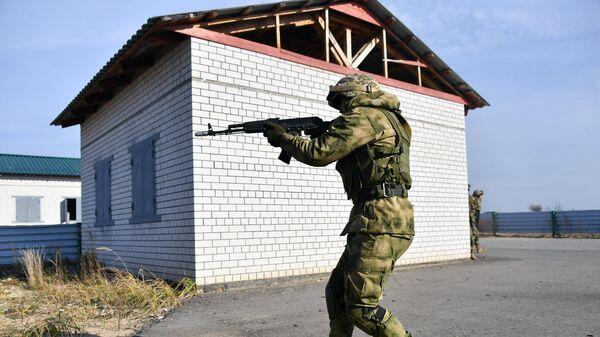 Учения Коллективных сил оперативного реагирования Организации договора о коллективной безопасности