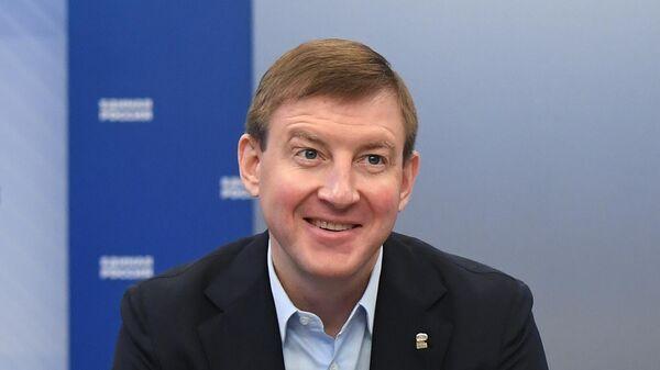 Секретарь Генерального совета партии Единая Россия Андрей Турчак