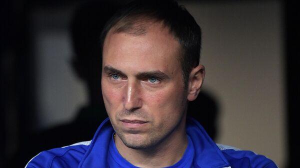 И.О. главного тренера Динамо Кирилл Новиков