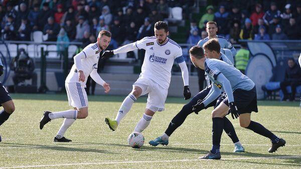 Оренбург - Крылья Советов в матче чемпионата России