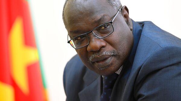 Посол Республики Камерун в Российской Федерации Махамат Паба Сале