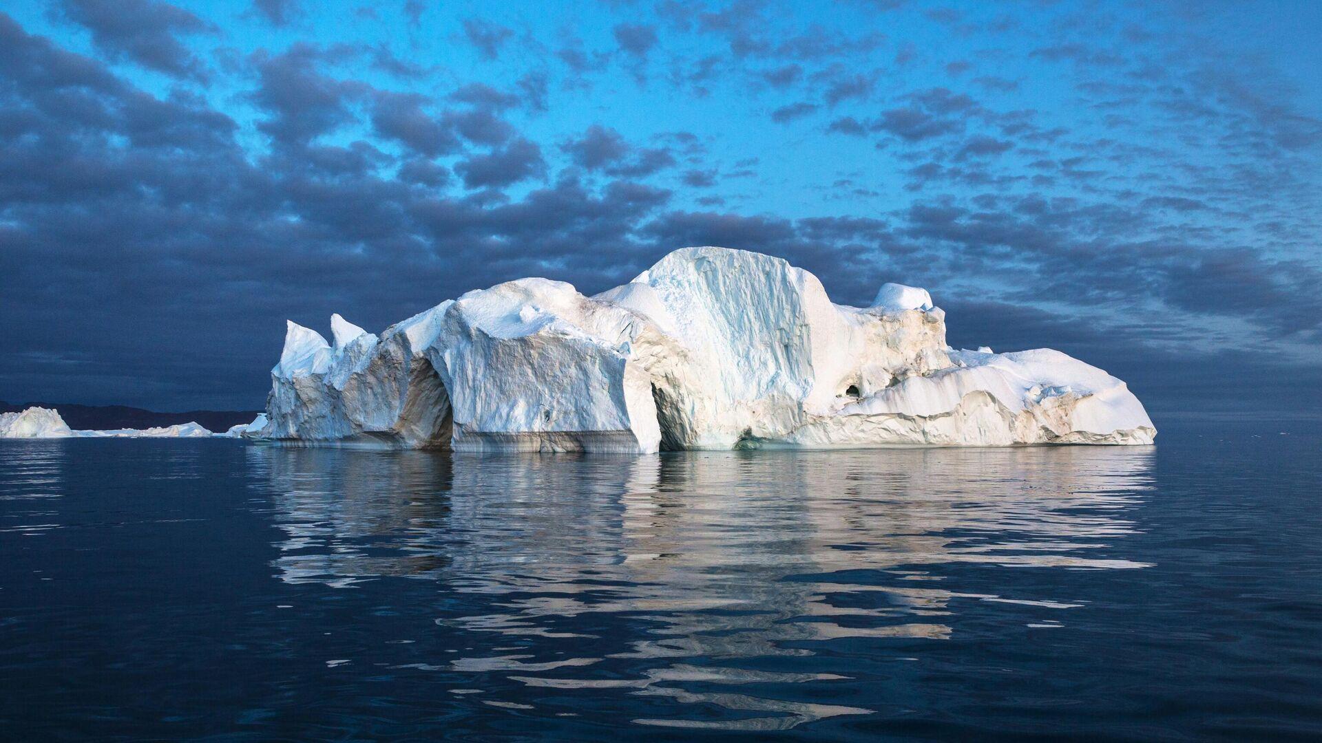 Земле угрожает новый ледниковый период