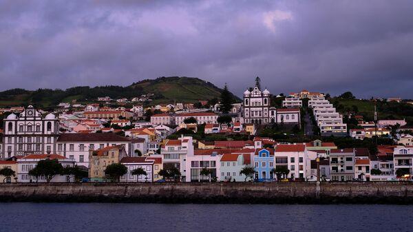 Остров Файал в Португалии