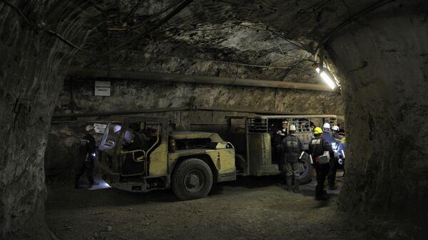 Рудник Таймырский