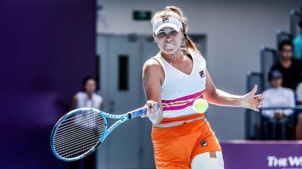 Американская теннисистка София Кенин