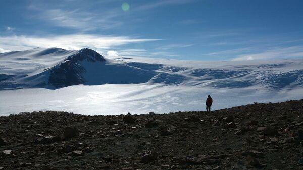 Во время антарктической экспедиции 2017-2018 годов