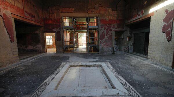 Дома двухсотлетия в Геркулануме после 30-летней реставрации