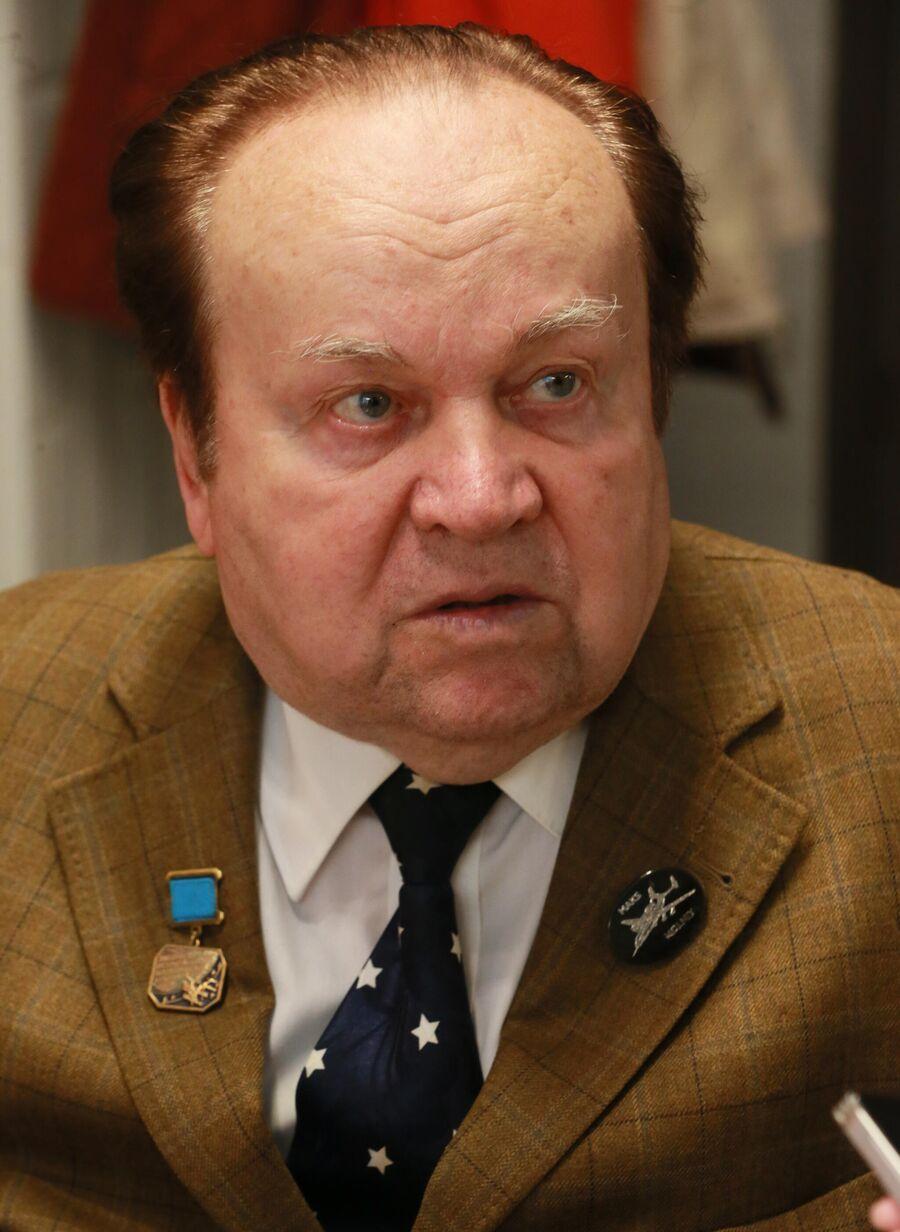 Федор Шкиренко, испытатель космической техники