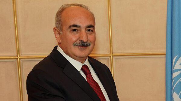 Постоянный представитель Турции при женевском отделении ООН Садик Арслан