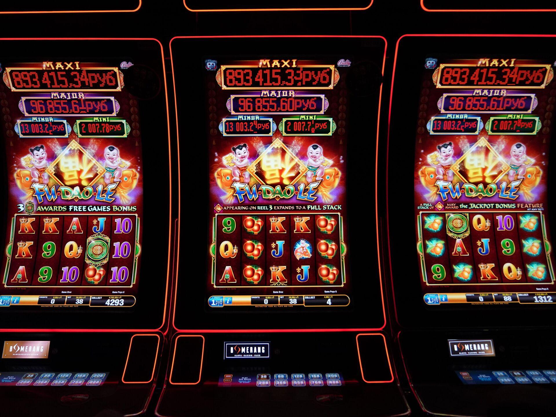 разрешат ли игровые автоматы в москве в 2016