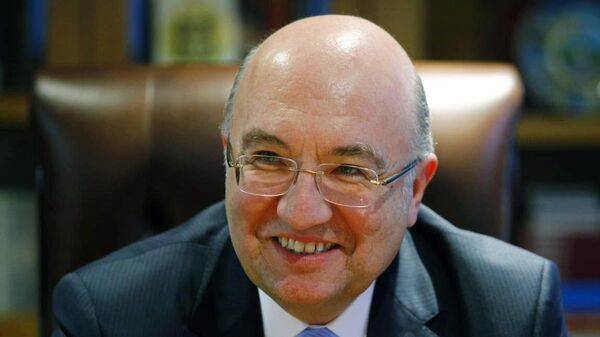 Посол Турции в России Мехмет Самсар