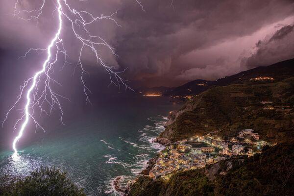 Elena Salvai. Работа победителя конкурса Weather Photographer of the Year 2019