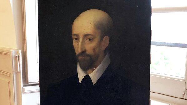 Предполагаемый портрет Макиавелли, который был написан Леонардо да Винчи