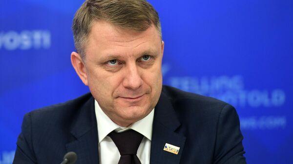 Генеральный директор Росгосцирка Владимир Шемякин