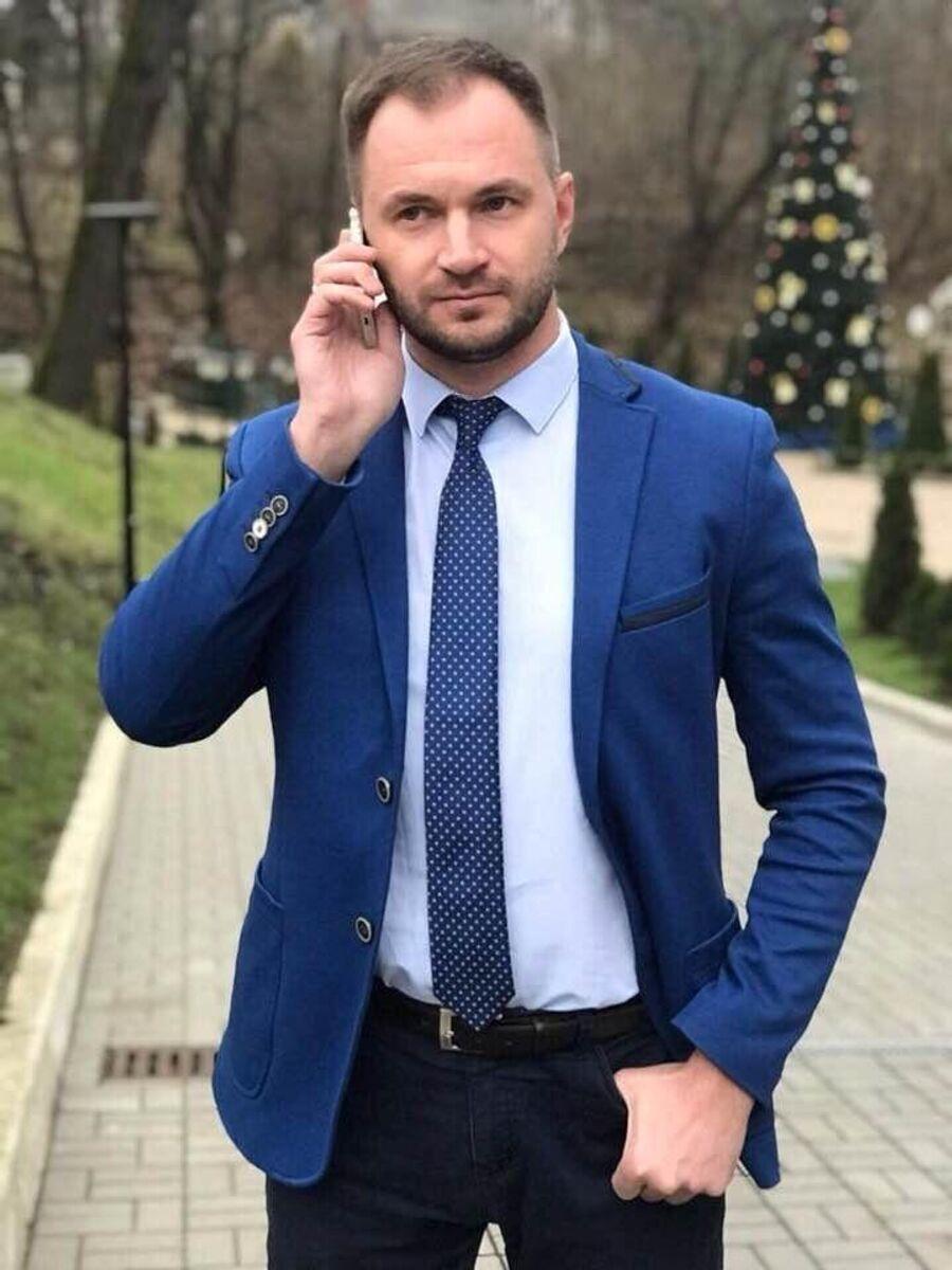Адвокат Антон Самоха
