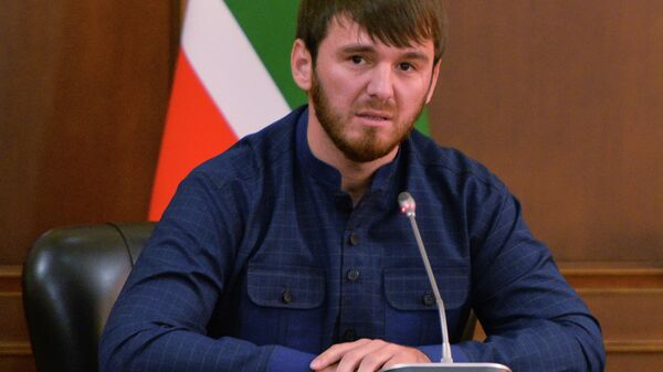 Бывший руководитель администрации главы Чеченской Республики Ислам Кадыров.