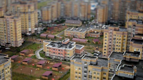 Жилые дома в Казани