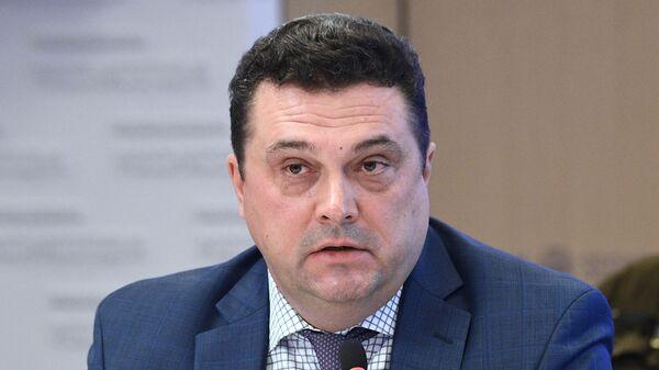 Президент Союза журналистов России Владимир Соловьев