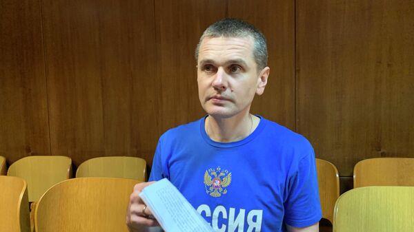 Россиянин Александр Винник