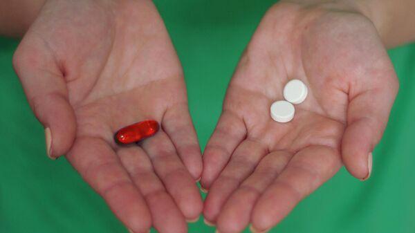 Выбор таблетки