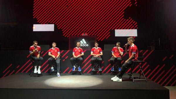 Презентация формы сборной России на ЕВРО-2020