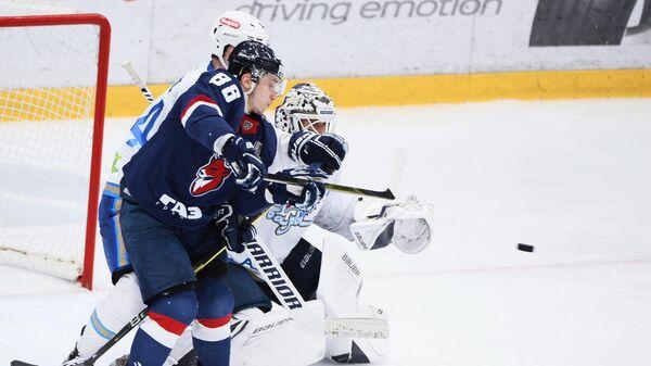 Дамир Жафяров (на первом плане)