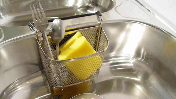 Раковина на кухне