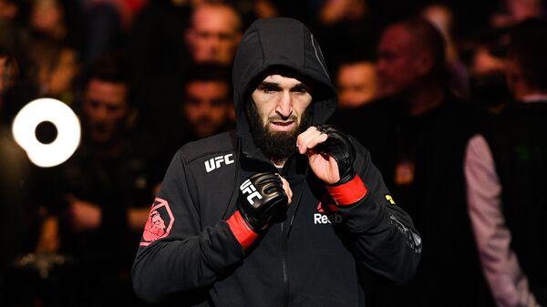 Россиянин Магомедшарипов назвал своего следующего соперника в UFC