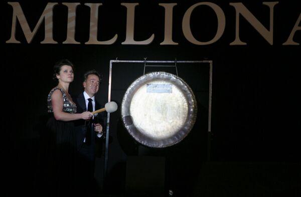 На выставке роскоши Millionaire Fair Moscow