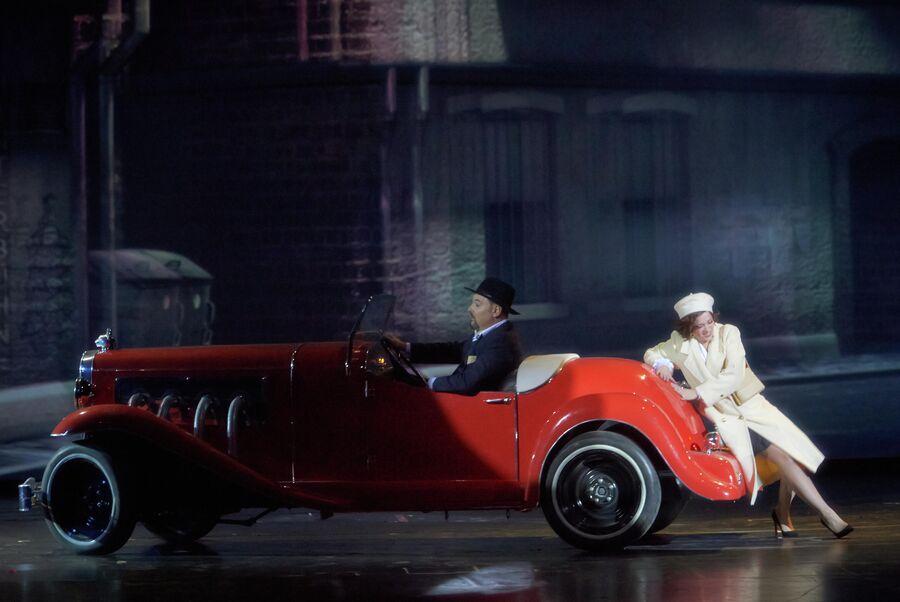 Премьера первого в мире 3D-мюзикла Pola Negri в Санкт-Петербурге