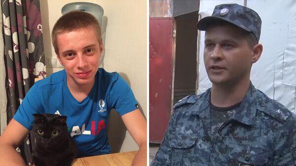 Руслан Попов и Роман Лобанов